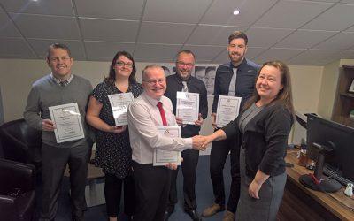 Internal Auditors Achieve IATF16949 2016 Standard For Labone Castleside
