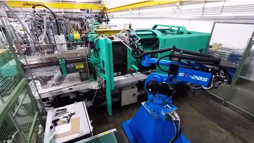 6-Axis Robot Cells Introduced into Manufacturing