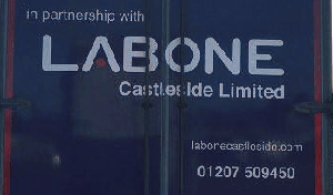 in partnership with Labone castleside