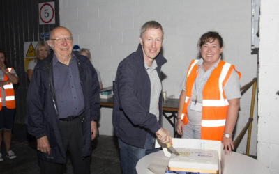 Images From Our 50 Year Anniversary Open Day