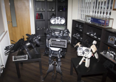 Labone Parts Robots